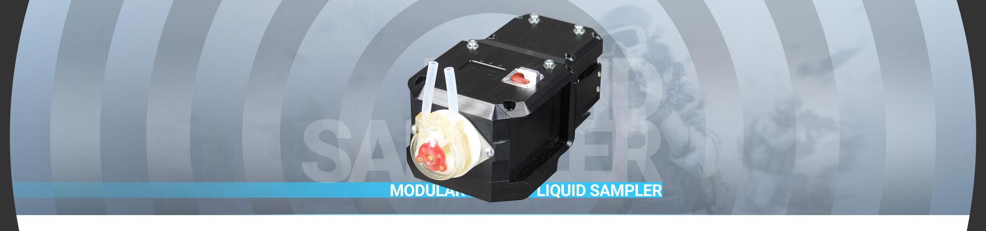 Modular Liquid sampler